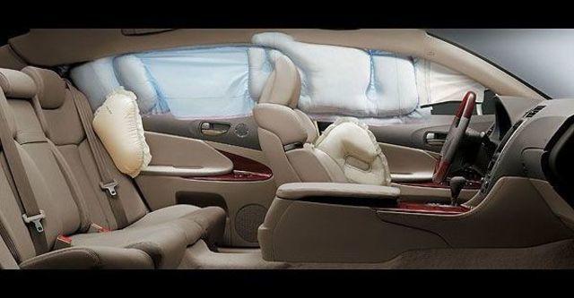 2008 Lexus GS 460  第9張相片