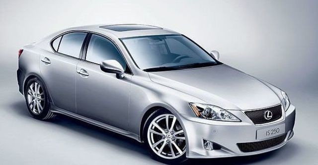 2008 Lexus IS 250 尊榮版  第1張相片