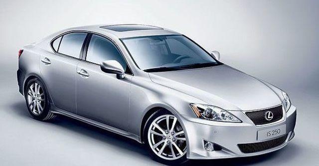 2008 Lexus IS 250 尊榮版  第2張相片