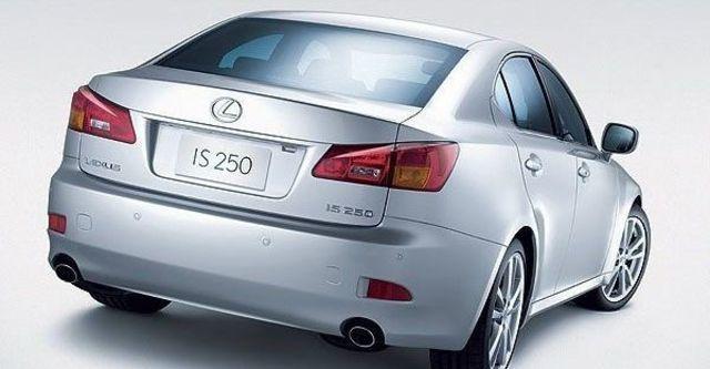 2008 Lexus IS 250 尊榮版  第3張相片