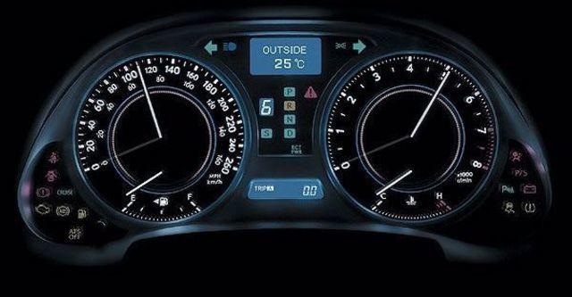 2008 Lexus IS 250 尊榮版  第9張相片