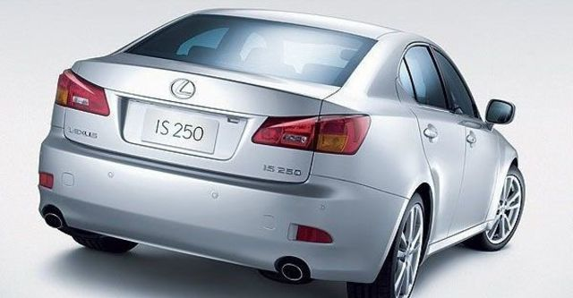 2008 Lexus IS 250 頂級版  第3張相片