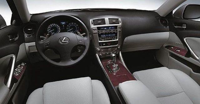 2008 Lexus IS 250 頂級版  第4張相片