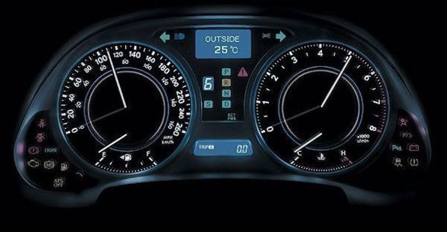 2008 Lexus IS 250 頂級版  第9張相片
