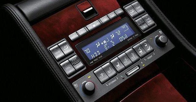 2008 Lexus LS 460 尊榮型  第7張相片