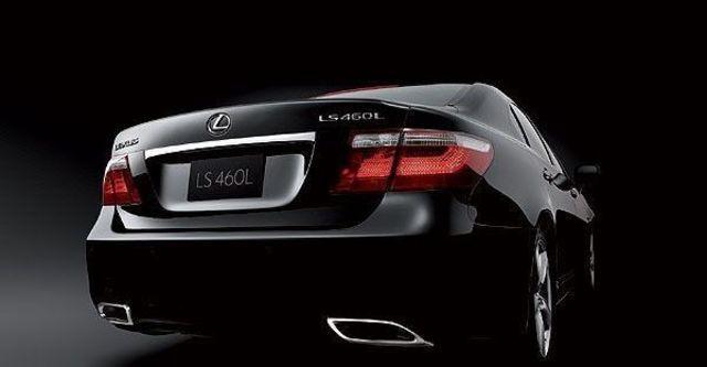 2008 Lexus LS 460 豪華型  第3張相片