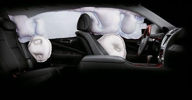 2008 Lexus LS 460 豪華型  第6張相片