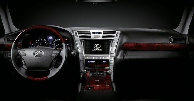 2008 Lexus LS 460L 豪華型  第9張相片