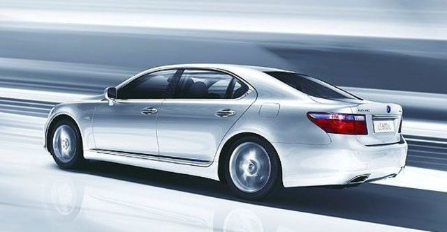 2008 Lexus LS 600hL 四人座  第3張相片