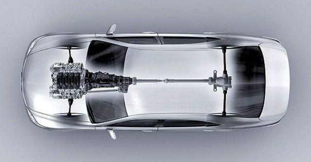 2008 Lexus LS 600hL 四人座  第4張相片