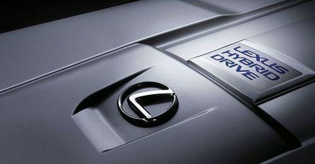 2008 Lexus LS 600hL 四人座  第10張相片