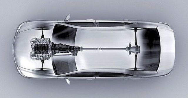 2008 Lexus LS 600hL五人座  第4張相片