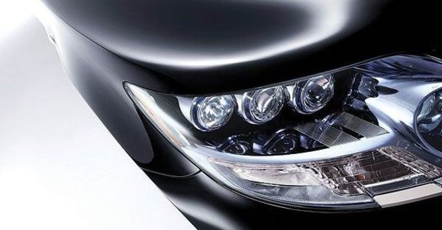 2008 Lexus LS 600hL五人座  第9張相片
