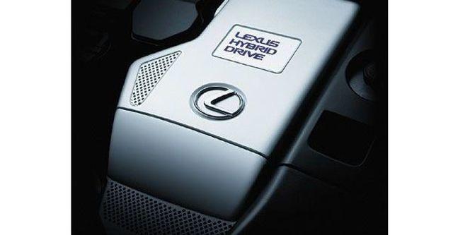 2008 Lexus RX 400h  第11張相片