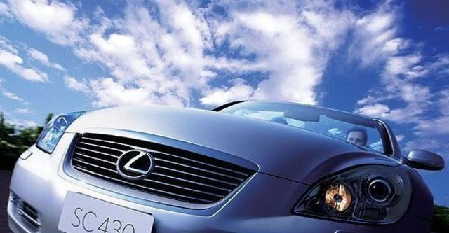 2008 Lexus SC 430  第2張相片