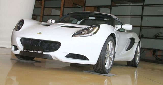 2014 Lotus Elise 1.6  第1張相片