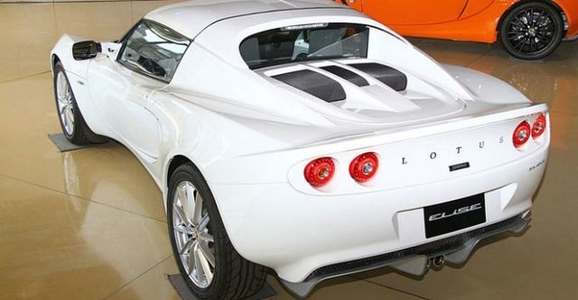 2014 Lotus Elise 1.6  第2張相片