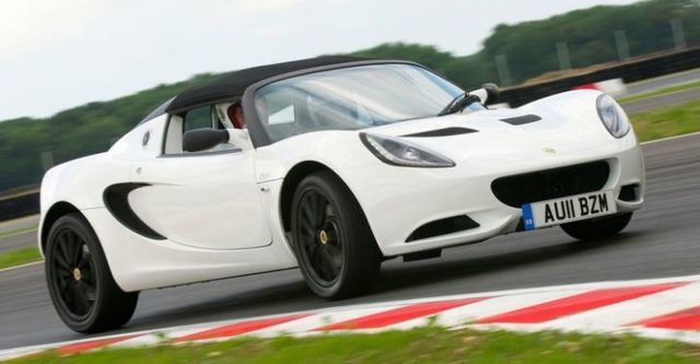 2014 Lotus Elise 1.6 Club Racer  第2張相片