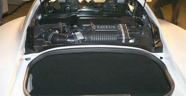 2014 Lotus Exige S V6  第10張相片