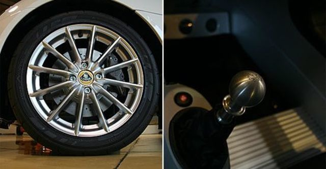 2013 Lotus Elise 1.6  第6張相片