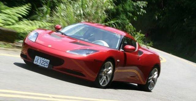 2012 Lotus Evora IPS  第1張相片