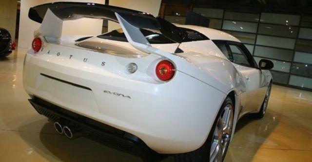 2012 Lotus Evora IPS GTN Style  第7張相片
