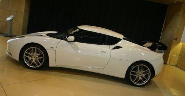 2012 Lotus Evora IPS GTN Style  第11張相片