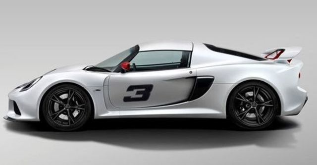 2012 Lotus Exige S  第4張相片