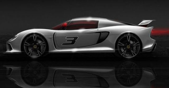 2012 Lotus Exige S  第5張相片