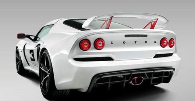 2012 Lotus Exige S  第6張相片