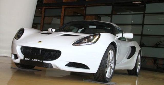 2011 Lotus Elise 1.6 Hardtop  第1張相片