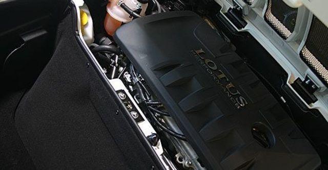 2011 Lotus Elise 1.6 Hardtop  第7張相片