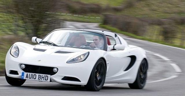 2011 Lotus Elise SC  第1張相片