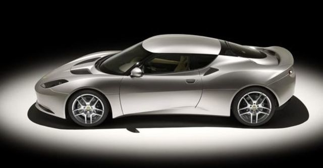 2011 Lotus Evora IPS  第3張相片