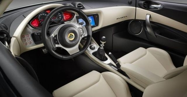2011 Lotus Evora IPS  第6張相片