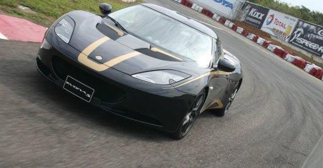 2011 Lotus Evora S  第11張相片