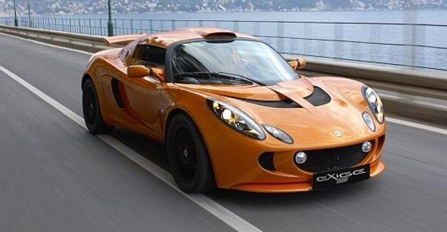 2011 Lotus Exige S240  第2張相片