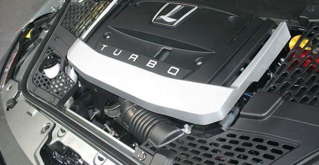 2015 Luxgen M7 Turbo 旗艦型(客車版)  第7張相片