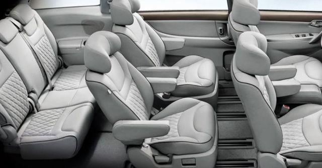 2015 Luxgen M7 Turbo 旗艦型大三排座椅(客車版)  第8張相片