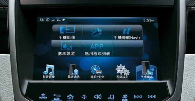 2015 Luxgen M7 Turbo ECO Hyper 精緻型  第8張相片