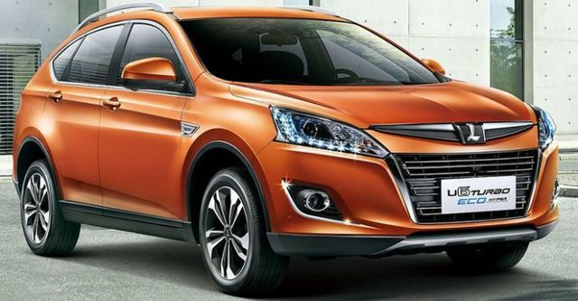 2015 Luxgen U6 Turbo ECO Hyper 2.0旗艦型  第1張相片