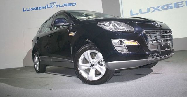 2015 Luxgen U7 Turbo 旗艦型  第1張相片