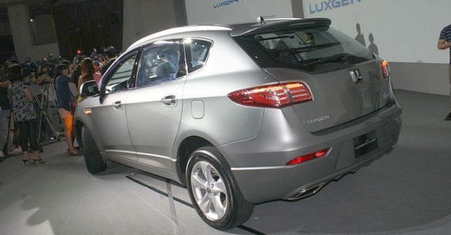 2015 Luxgen U7 Turbo 旗艦型  第2張相片