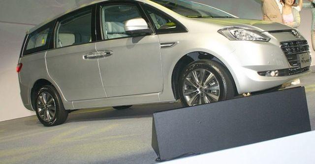 2014 Luxgen M7 Turbo 精緻型(客車版)  第1張相片