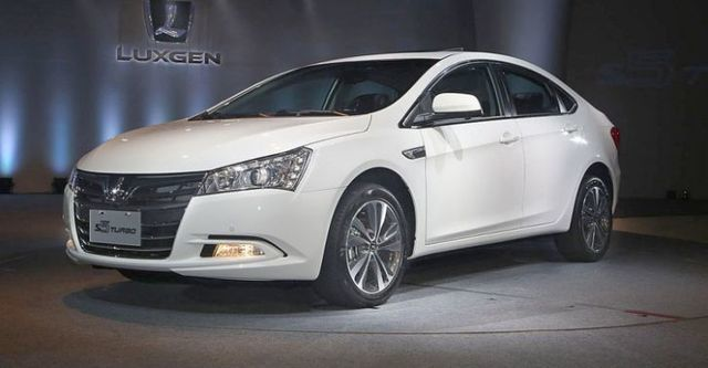 2014 Luxgen S5 Turbo 2.0旗艦型  第1張相片