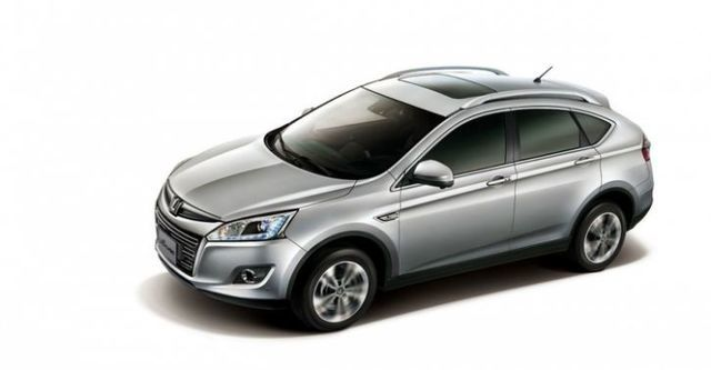 2014 Luxgen U6 Turbo 2.0旗艦型  第1張相片