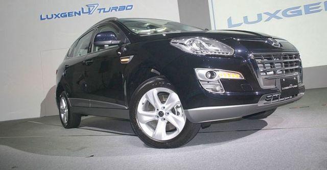 2014 Luxgen U7 Turbo 旗艦型  第1張相片