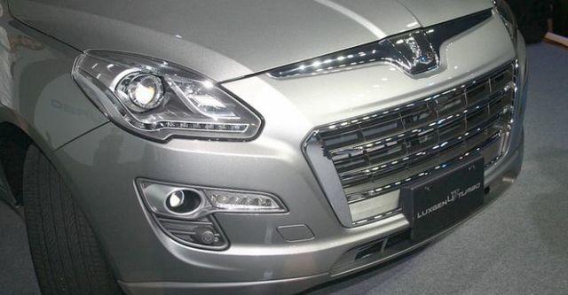 2014 Luxgen U7 Turbo 豪華型  第3張相片