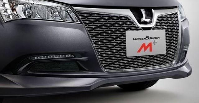 2013 Luxgen 5 Sedan 1.8 M+  第9張相片