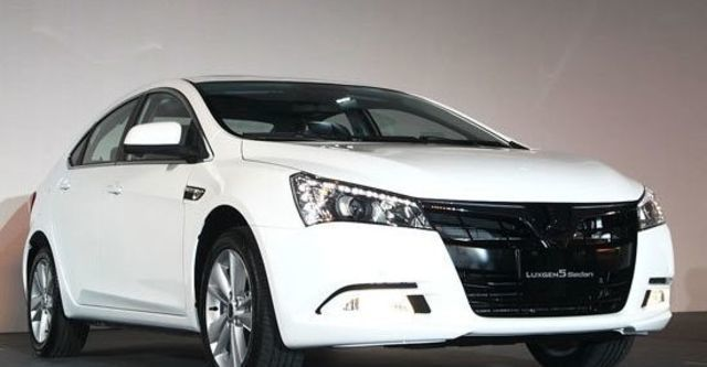 2013 Luxgen 5 Sedan 1.8精緻型  第6張相片